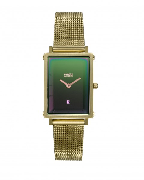 ISSIMO GOLD LAZER GREEN 47489/GD/GN