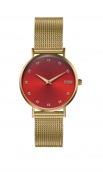 NEOXA MESH GOLD RED 47492/GD
