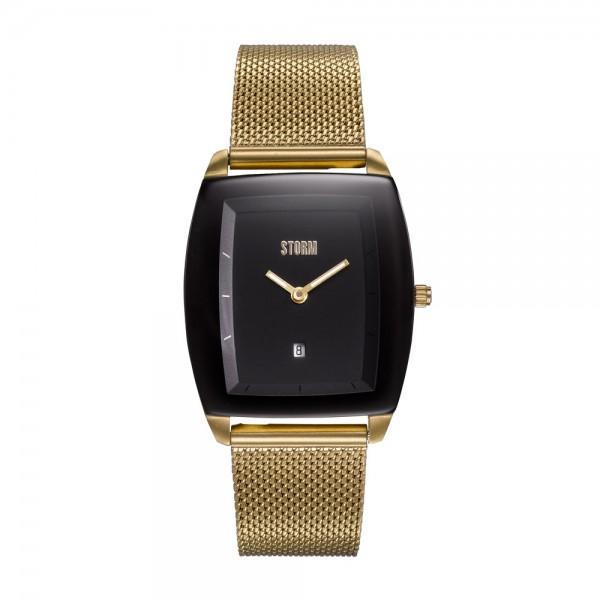 MINI ZAIRE GOLD BLACK 47474/GD/BK